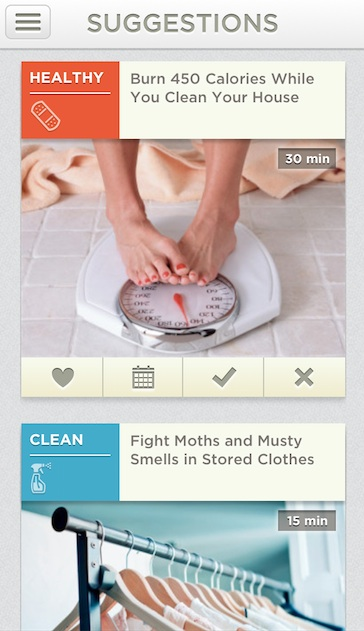 Brightnest App Provides Tips for Living Healthier, Cleaner, Savvier Lifestyle: Caregiverlist Senior Care App Review