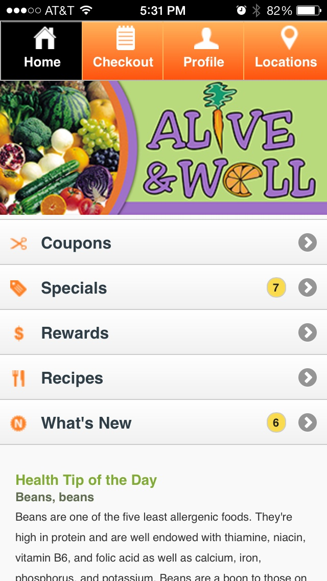 Alive and Well App Provides Wellness Tips to Support New Years Resolutions: Caregiverlist Senior Care App Review