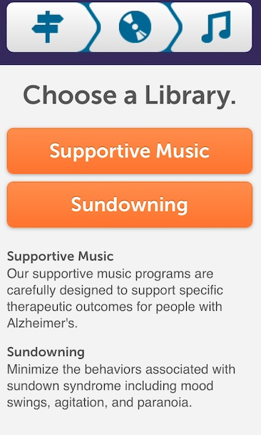 App Focuses on Therapeutic Music for Seniors With Alzheimer's Disease: Caregiverlist Senior Care App Review