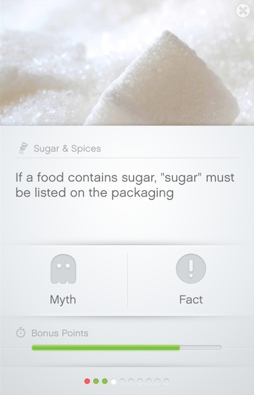 Nutrition Quiz App Dispels Common Food Myths: Caregiverlist Senior Care App Review