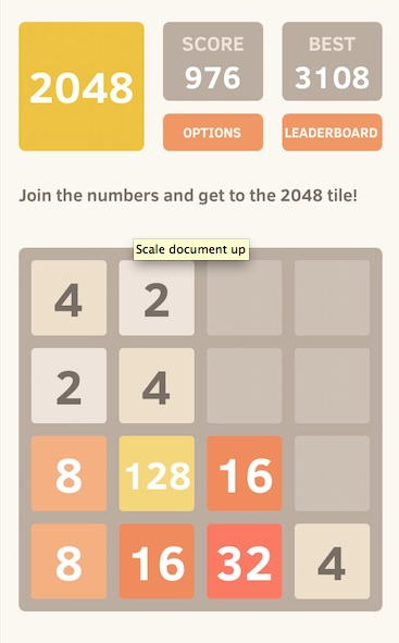 2048 Game App Requires Strategy, Exercises the Mind: Caregiverlist Senior Care App Review