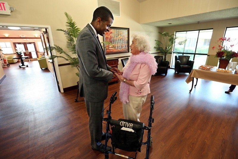 Sellers South Carolina Nursing Home