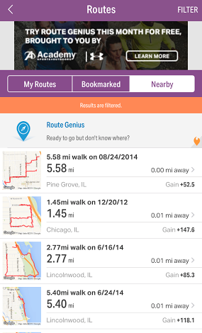 Add Your Steps Into Miles Using MapMyWalk App