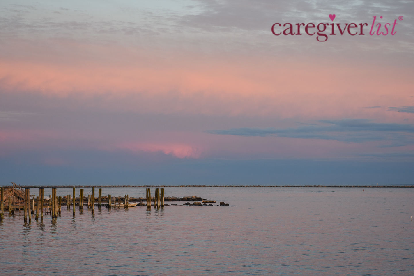Evening Blush for Caregiver Stress Relief