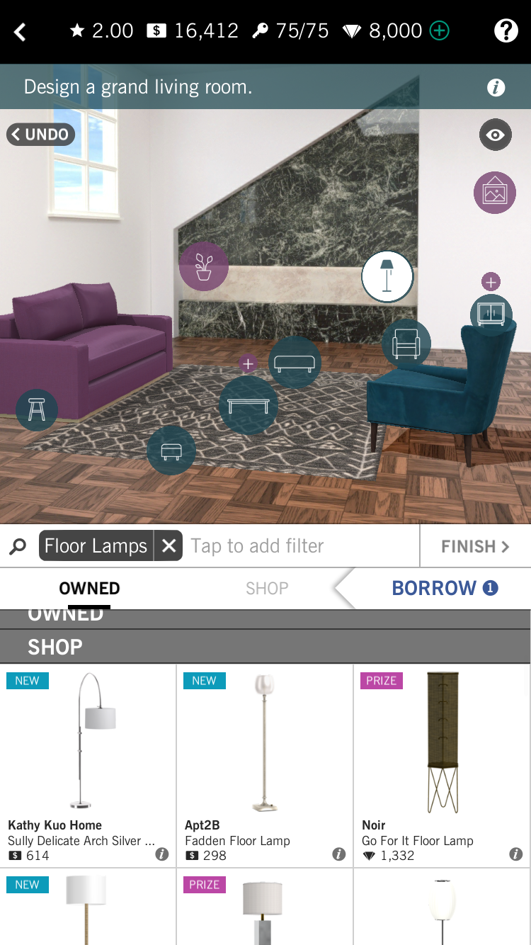 Interior Design App Provides Caregiver Stress Relief This Summer