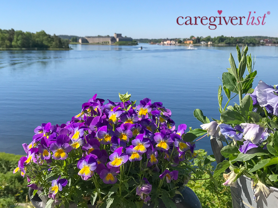 Sunshine in Sweden for Caregiver Stress Relief