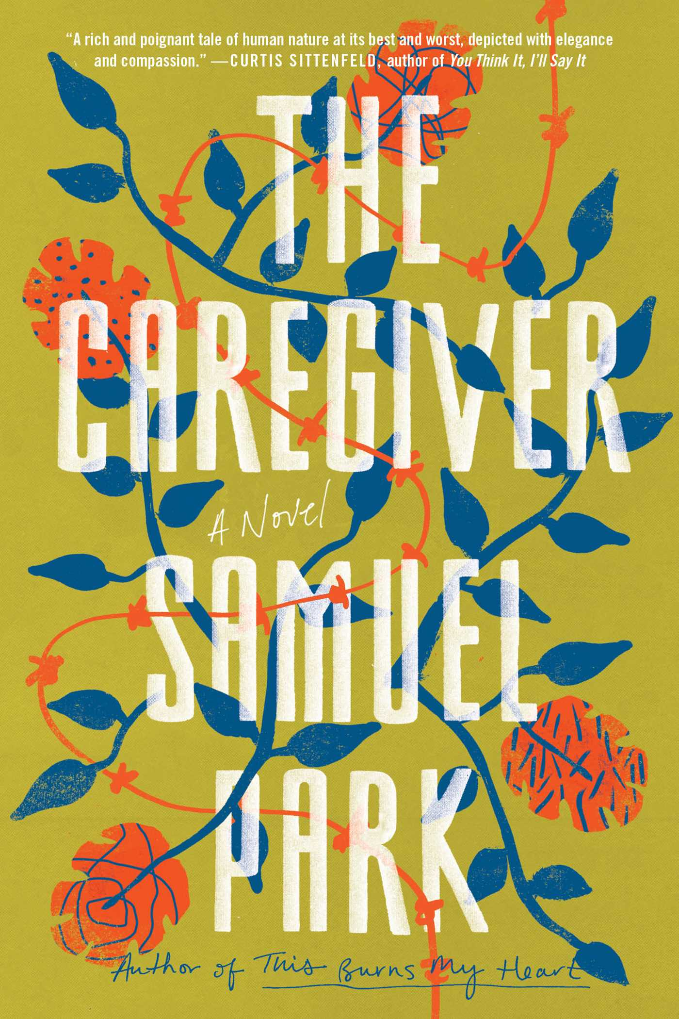Book of the Week: The Caregiver