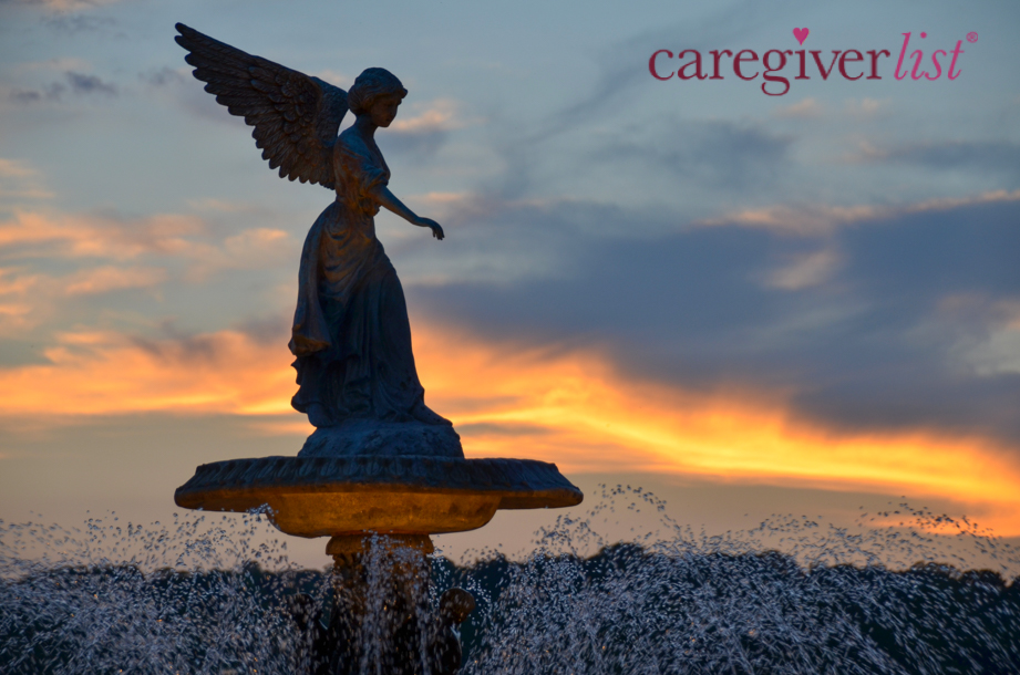 Sunset Inspiration for Caregiver Stress Relief