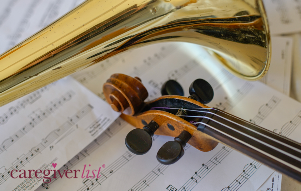 Caregiver Stress Relief: The Joy of Music