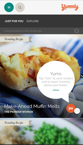 Learn to Cook for Caregivers With Video Recipe App