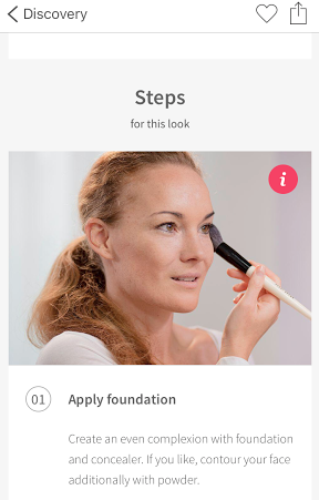 Make Up Tips for Job Interviews and Any Occasion in App